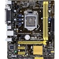 ASUS® H81M-D PLUS Micro ATX Socket H3 LGA-1150 16GB Desktop Motherboard
