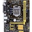 ASUS® H81M-D PLUS Micro ATX Socket H3 LGA-1150 16GB Desktop Motherboard