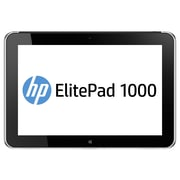 "HP ElitePad 1000 G2, 10"" Tablet, 64 GB, Windows 8.1 Pro, Wi-Fi, Black"