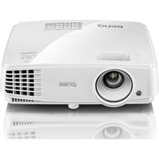BenQ MS524 SVGA 3D Ready DLP Projector, White