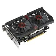 ASUS STRIX-GTX750TI-OC-2GD5 2GB DDR5 1202 MHz Boost Clock Graphic Card