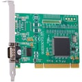 Brainboxes® Instashield 1 Port DB9 RS232 Serial PCI Card