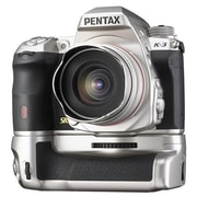 Ricoh Pentax K-3 24MP Digital SLR Camera, Silver