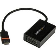 StarTech SLMPT2VGA SlimPort/MyDP to VGA Video Converter For HP ChromeBook 11, Black