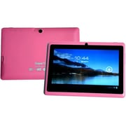 "Worryfree Gadgets Zeepad 7DRK-Rock, 7"" Tablet, 8 GB, Android Jelly Bean, Wi-Fi, Pink"