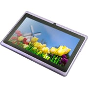 "Worryfree Gadgets Zeepad 7DRK-Rock, 7"" Tablet, 8 GB, Android Jelly Bean, Wi-Fi, Purple"