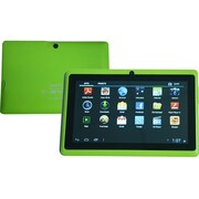 "Worryfree Gadgets Zeepad 7DRK-Rock, 7"" Tablet, 8 GB, Android Jelly Bean, Wi-Fi, Green"