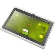 "Worryfree Gadgets Zeepad 7DRK-Rock, 7"" Tablet, 8 GB, Android Jelly Bean, Wi-Fi, White"
