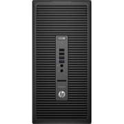HP® Smart Buy EliteDesk 705 G1 MT Desktop Computer, AMD A6 PRO-7400B 3.5 GHz 1M APU