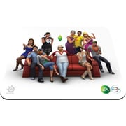 "SteelSeries QCK 10.6"" SIMS4 Edition Rubber Base Mouse Pad"