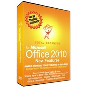 Total Training™ TMSO 2010 Total Training CD-ROM For Microsoft® Office 2010 New and Shared Features