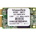 VisionTek® 240GB 2 1/2in. mSATA DLX (6Gb/s) Micron Onfi Asyncronous MLC Internal Solid State Drive (SSD)