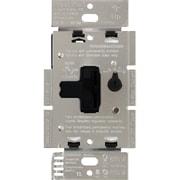 Lutron Single Pole/3-Way AYCL-153P-BL CFL-LED Dimmer, Black