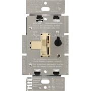 Lutron Single Pole/3-Way AYCL-153P-IV CFL-LED Dimmer, Ivory
