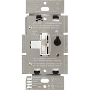Lutron Single Pole/3-Way AYCL-153P-WH CFL-LED Dimmer, White