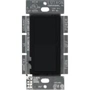 Lutron Diva DVCL-253P-BL Single Pole CFL & LED Dimmer, Black