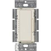 Lutron Maestro MA-600-LA Digital Fade Dimmer, Light Almond