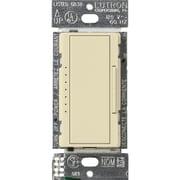 Lutron Maestro MACL-153M-AL Multi-Location CFL & LED Digital Dimmer, Almond