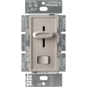 Lutron SkyLark S-600P-GR Single Pole Preset Dimmer, Gray