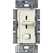 Lutron SkyLark SCL-153P-LA CFL, LED & Incandescent Dimmer, Light Almond
