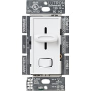 Lutron SkyLark SCL-153P-WH CFL, LED & Incandescent Dimmer, White