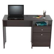 Inval America Computer Desk, Espresso Wengue (ES3103)