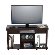 Inval America 26.38 x 47.25 Wood TV stand