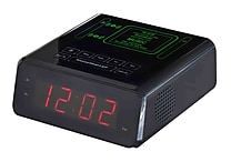 ModernHome Induction Speaker Alarm Clock and Charger