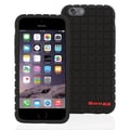Snugg iPhone 6 Silicone Case in Black