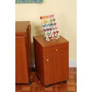 Arrow Suzie Sidekick Storage Cabinet; Cherry