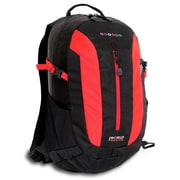 J World Billie Outdoor Backpack; Black