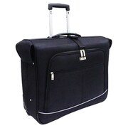 Traveler's Choice Vienna 44'' Traditional Rolling Garment Bag