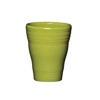 Fiesta 12 Oz. Bath Tumbler; Lemongrass
