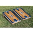 Victory Tailgate NCAA Basketball Wooden Cornhole Game Set; Fayetteville State University Broncos