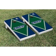 Victory Tailgate NCAA Diamond Version Cornhole Bean Bag Toss Game; Drew Rangers