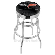 Holland Bar Stool Corvette - C6 25'' Swivel Bar Stool with Cushion
