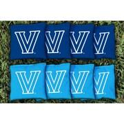 Victory Tailgate NCAA Replacement Corn Filled Cornhole Bag Set; Villanova Wildcats