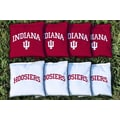 Victory Tailgate NCAA Replacement All Weather Cornhole Bag Set; Indiana Iu Hoosiers