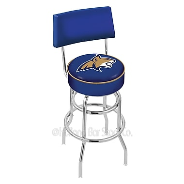 Holland Bar Stool NCAA 30'' Swivel Bar Stool; Montana State University