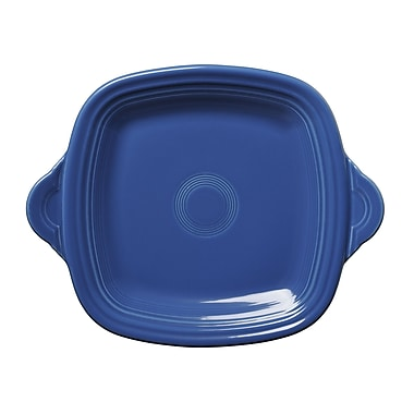 Fiesta Square Serving Tray; Lapis