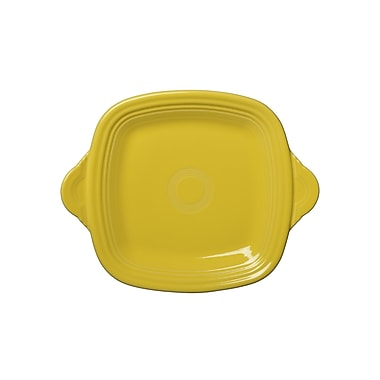 Fiesta Square Serving Tray; Sunflower