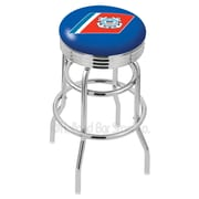 Holland Bar Stool US Armed Forces 30'' Swivel Bar Stool; Coast Guard