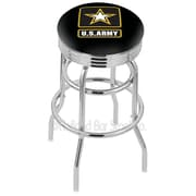 Holland Bar Stool US Armed Forces 30'' Swivel Bar Stool; Army