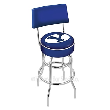 Holland Bar Stool NCAA 30'' Swivel Bar Stool; Brigham Young University
