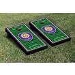 Victory Tailgate MLS Soccer Field Version 2 Cornhole Game Set; Orlando City Lions