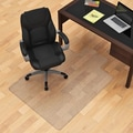 Z-Line Designs Hard Floor Straight Edge Chair Mat