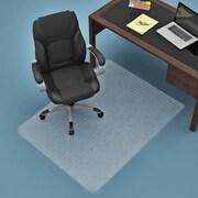 Z-Line Designs Commercial Carpet Straight Edge Chair Mat