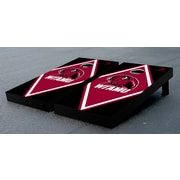 Victory Tailgate NCAA Diamond Wooden Cornhole Game Set; West Texas A&M University Buffs