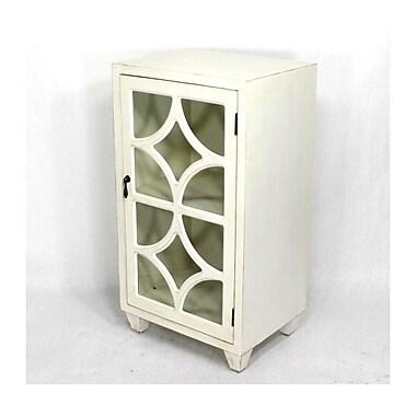 Heather Ann Wooden Cabinet w/ 1 Door