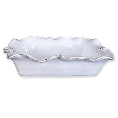 Abigails Fleur De Lis Rectangle Casserole Platter